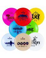 Viking Discs Full Ground Set, 8 Diskars Set