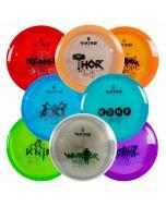 Viking Discs Full Storm Set, 8 Disc Set