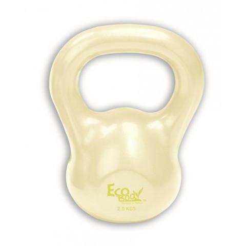 Eco Body Kettlebell (2.5-7.5kg)