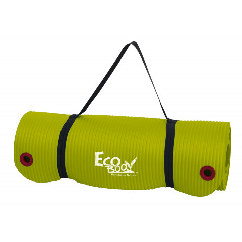 Eco Body Gymnastikmatta, tjock