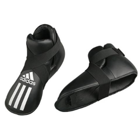 Adidas Super kickboxning fotskydd, svart