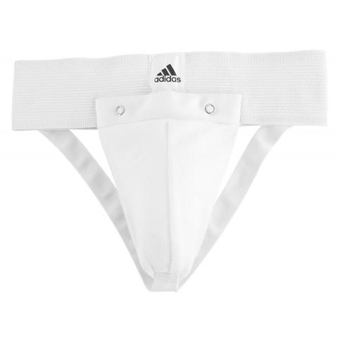 Adidas suspensoar för män, vit