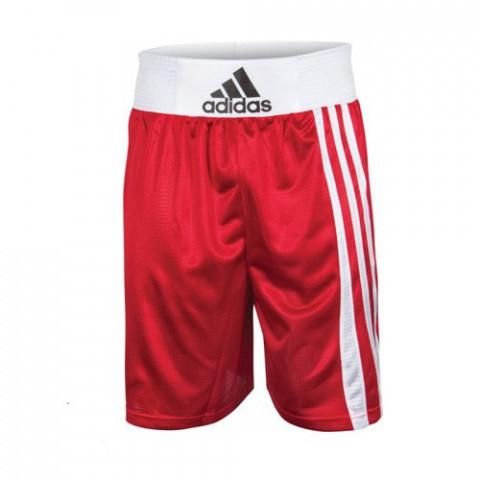 Adidas Clubline boxningsshorts, röd