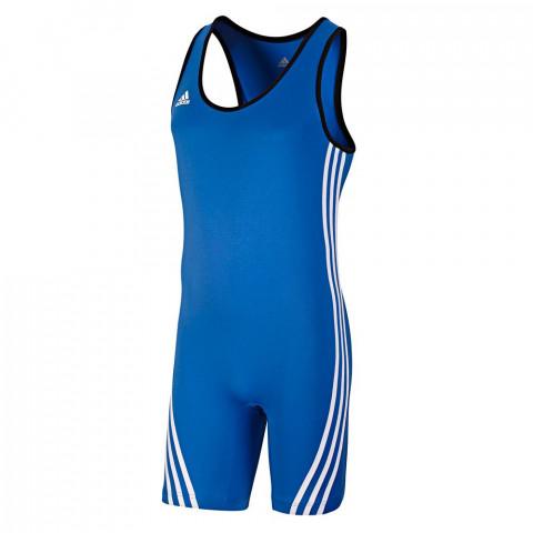 Adidas Base Lifter tyngdlyftartrikå, blå