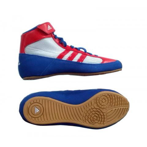 Adidas HVC, röd, blå; vit