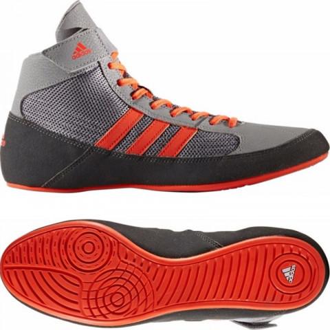 Adidas HVC grå/sol röd
