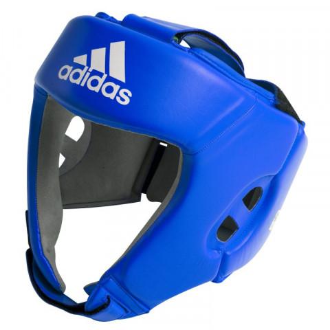Adidas aiba boxningshjälm, blå