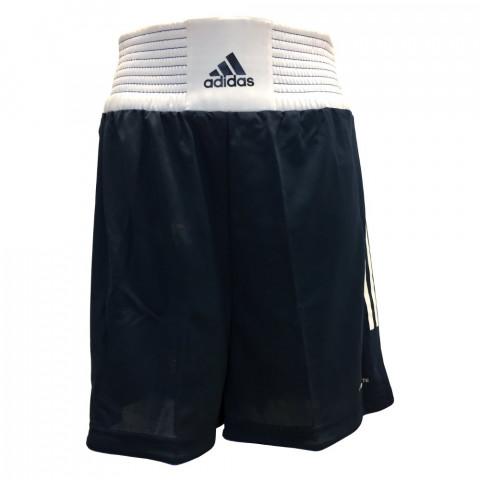 Adidas Box Shorts XS, blå