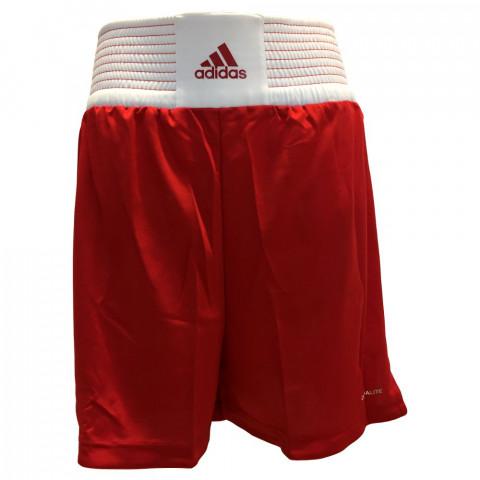 Adidas Box Shorts XS, röd