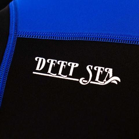 Deep Sea herrvåtdräkt, halv längd