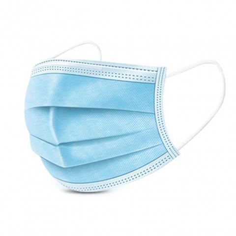 Hengityssuojain 50kpl, suu-nenäsuojain - kertakäyttöinen
