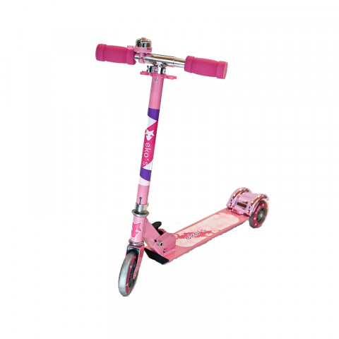 Guts Pink sparkcykel för barn