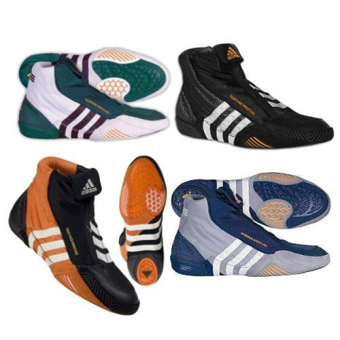 Adidas Response brottarskor, olika färger