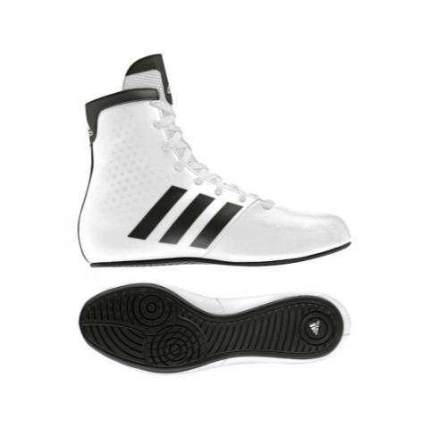 Adidas KO Legend Boxningsskor för barn, Vita