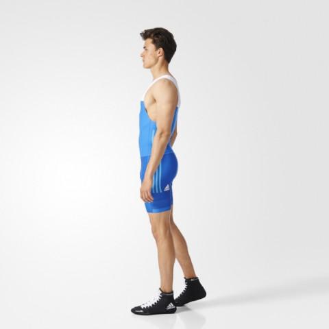 Adidas Tech Fall brottartrikå blå