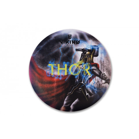Viking Discs Warpaint Thunder God Thor