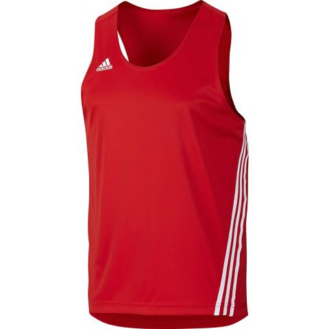 Adidas Base boxningströja, röd