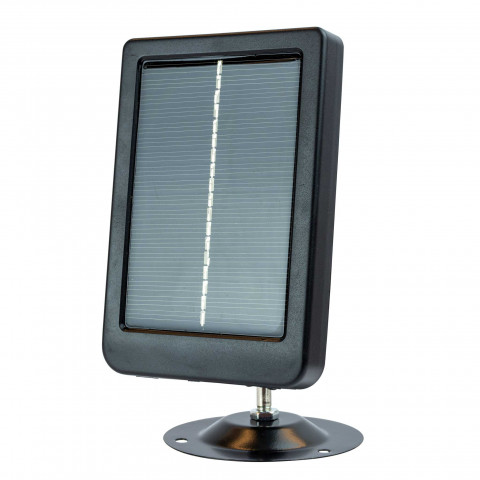 Solpanel för åtelkamera 9V - Trekker
