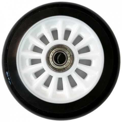 Reservhjul till sparkcykeln, vit