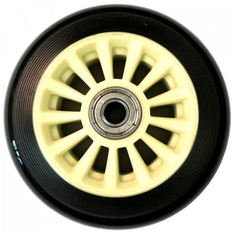 Reservhjul till sparkcykeln,grön