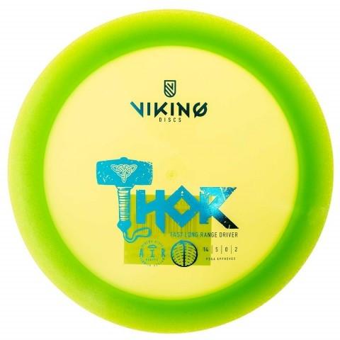 Viking Discs Air Thunder God Thor
