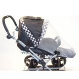 Myggnät för barnvagn