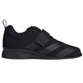 Adidas AdiPower II tyngdlyftarskor, svart