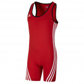Adidas Base Lifter tyngdlyftartrikå, röd