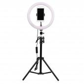 """Snapsy Ring Light 10""""- Fotograferings ljus  (160cm)"""