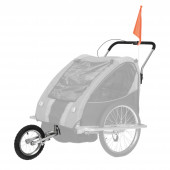 Trekker joggerkit 1 barn till cykelvagn