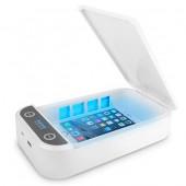 UV-sterilisering för telefon